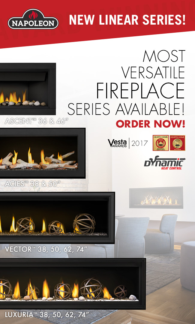 🔥The Most Versatile Fireplace Series Available!🔥
